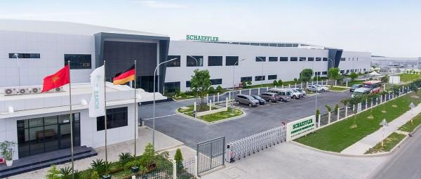 adidas factory vietnam schaeffler vietnam new factory