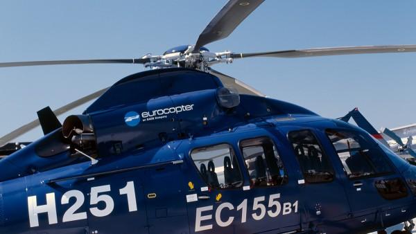 Ứng dụng quân sự: Trực thăng Eurocopter