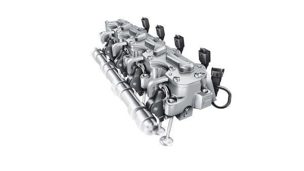 Hệ thống điều khiển van thủy điện biến thiên hoàn toàn UniAir