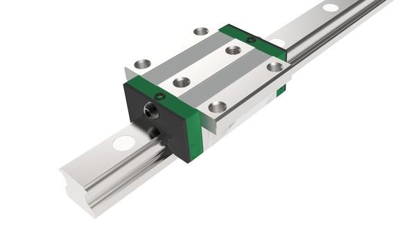 Bộ phận dẫn hướng tuyến tính Schaeffler: Các bộ phận thanh dẫn và vòng bi cầu tịnh tiến sáu dãy