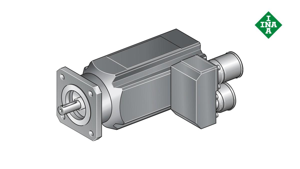 Bộ phận dẫn hướng tuyến tính Schaeffler: Hệ thống dẫn động và điều khiển điện