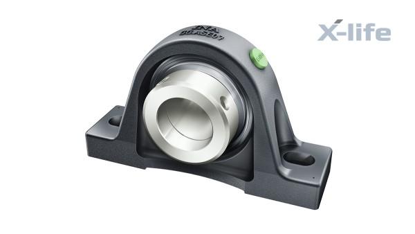 Vòng bi và khớp cầu của Schaeffler: Các cấu kiện gối đỡ vòng bi cầu chèn hướng tâm INA theo tiêu chuẩn DIN