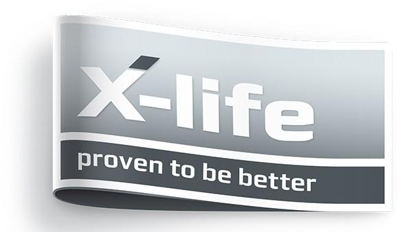 Biểu tượng X-life của Schaeffler: