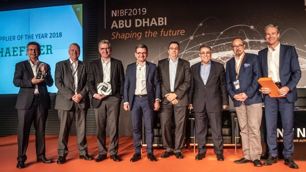 NEXUS Automotive International honors Schaeffler as its Supplier of the Year